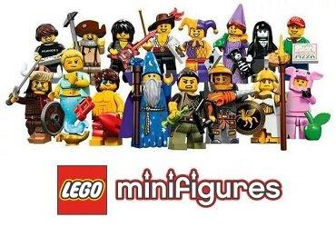 [Toys R us] LEGO® Minifiguren Serie 12 / ab Do 13.11.2014 / 8 Stück für 10€