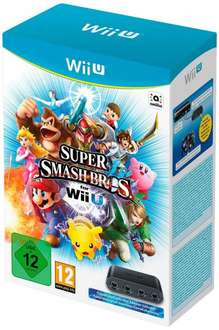 [Wii U][Amazon.fr]Smash Bros + GC Adapter