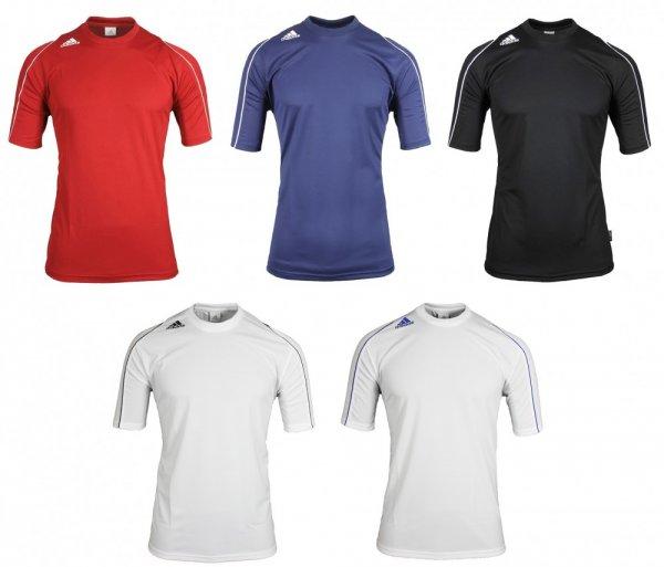 eBay WoW: NEU adidas Trikot Funktionsshirt Sport Fitness T-Shirt Squadra Schwarz 742180 @ 15,99 Euro inkl. Versand