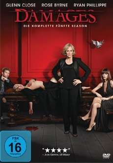 [Zavvi.com] Damages - Im Netz der Macht . Staffel 5 (Final Season)