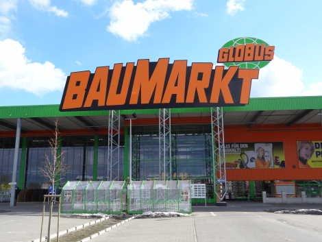20% auf alles bei Globus-Baumarkt Berlin-Lichtenberg / Somit sind zusätzlich 10%-12%Tiefpreisgarantie bei Hornbach Bauhaus möglich