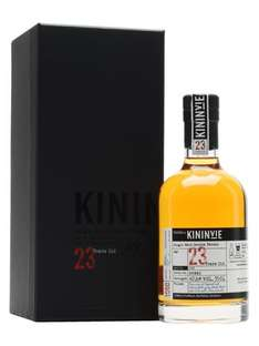 Whisky Kininvie 1990 23 Jahre Batch No. 2