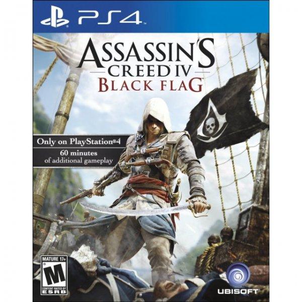 Assassins Creed 4: Black Flag PS4 (US)