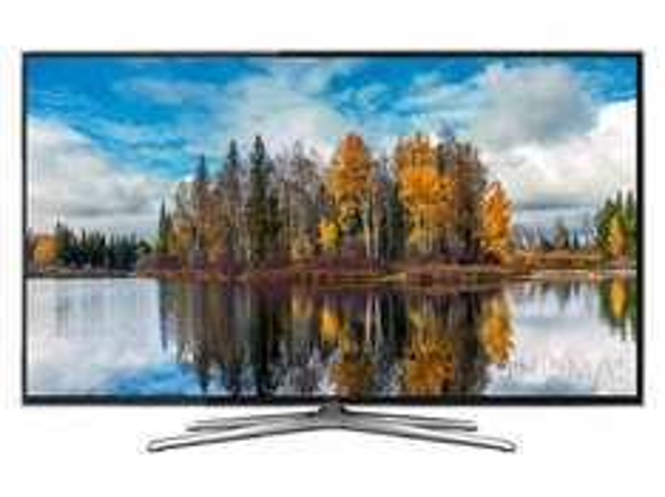 [Lokal Aschaffenburg] Samsung UE55H6470 139 cm (55 Zoll) 3D LED-Backlight-Fernseher, EEK A+ (Full HD, 400Hz CMR, DVB-T/C/S2, CI+, WLAN, Smart TV, Sprachsteuerung) schwarz/silber