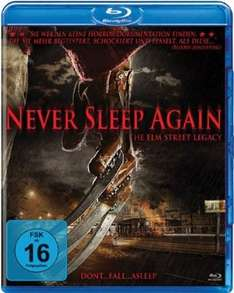 Never Sleep Again: The Elm Street Legacy [Blu-ray] für 5 € (Prime) > [amazon.de]
