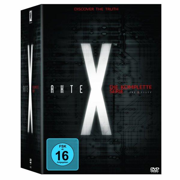 Akte X - Die komplette Serie (53 Discs) -33%