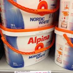Alpine Nordic White 19,99€ bei Real