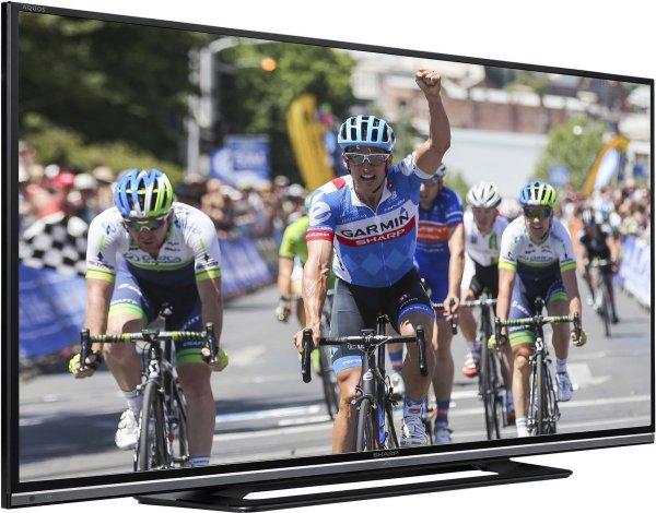 "Sharp LC-50LD264E für 399€@Redcoon - 50"" LED TV mit Dual-Tuner"
