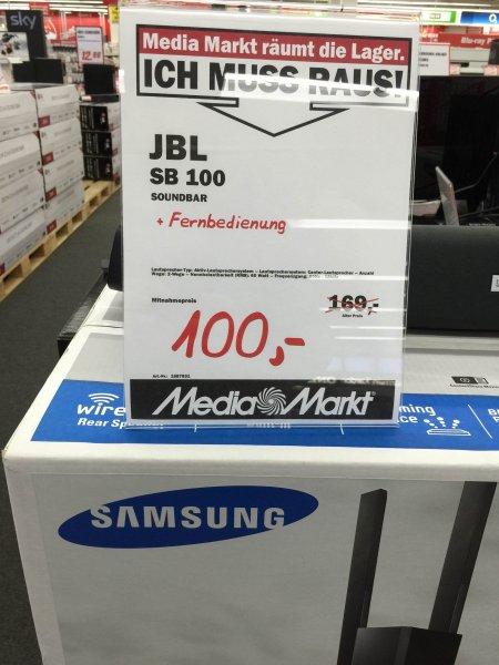 [Lokal] MM Porta Westfalica JBL SB 100 Soundbar