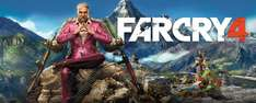 Far Cry 4 GOLD EDITION Vorbestellung Uplay Key für 61,99 €