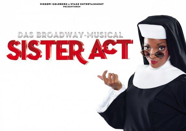 [Stage Metronom Theater in Oberhausen] Musical-Gottesdienst bei SISTER ACT (Eintritt frei)