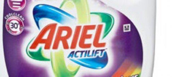 (real offline) 4x Ariel 16 WL flüssig => 1,84€/Flasche
