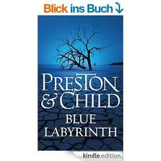 [ebook Kindle] Pendergast Buch 14 - Blue Labyrinth v. Preston & Child (englisch)