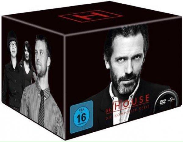 [thalia.de] Dr. House Komplettbox (DVD) für 64,24 €