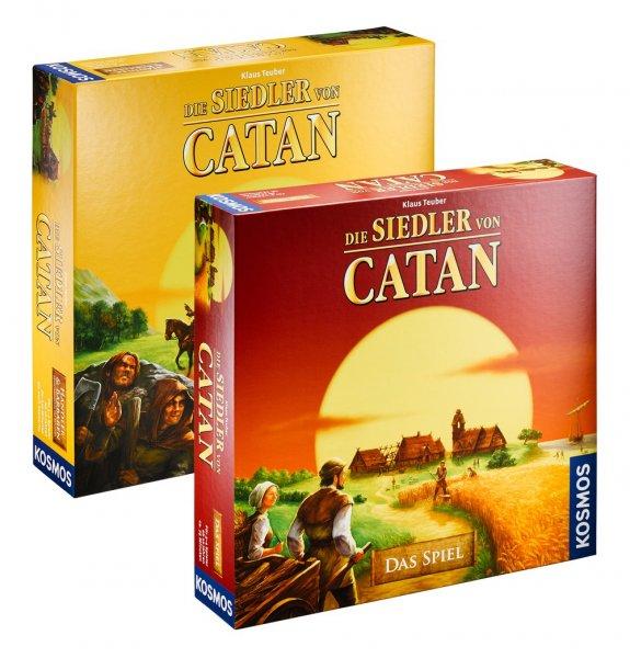 [Galeria.de] Siedler von Catan inklusive Erweiterung Händler & Barbaren