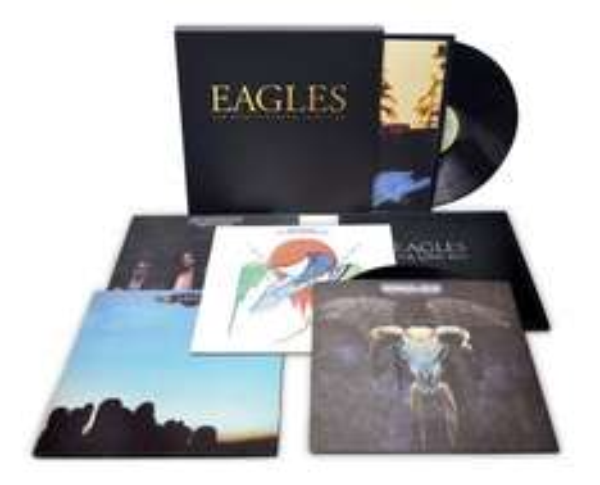 @Amazon  IT: The Eagles - Studio Albums 1972-1979 (6x LP Set)