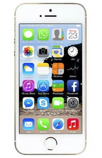 Apple iPhone 5s 16GB für 449€ inkl. Versand