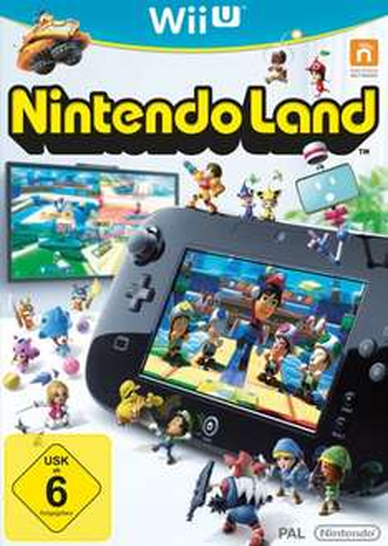 [Lokal - Media Markt - Höfe am Brühl Leipzig] Nintendo Land Wii U