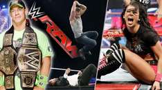 "Bild.de - WWE Wrestling ""Monday Night Raw"" exklusiv und in voller Länge ab 20 Uhr"
