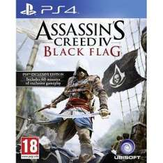 [PS4] Assassins Creed IV: Black Flag (pre owned)