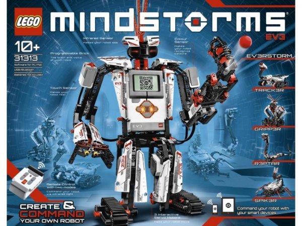 Bei Spielemax 20 % auf Lego, z.B. Lego Mindstorms 31313  für 263,98