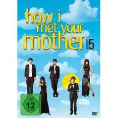 How I Met Your Mother - Staffel 5 - @ Amazon