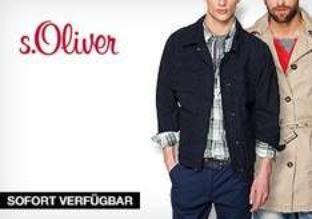 s.Oliver Sales bis zu 70% von UVP