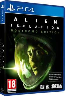 Sony PS4 - Alien: Isolation (Nostromo Edition) für €34,25 [@Thegamecollection.net]