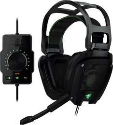 Razer Tiamat 7.1 Elite Gaming Head­set für 126,49€ @Amazon.fr