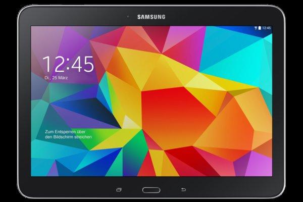 Samsung Galaxy Tab 4 10.1 Wifi für 189,- bei MediaMarkt