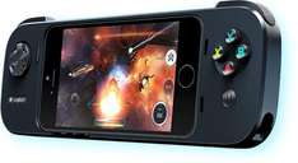Logitech Powershell Controller+Battery Pack für iPhone 5/5s/iPod touch 5.Gen inkl. Vsk für 16,89 € > (gedgoods.de]