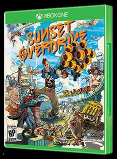 [mytoys.de] Für Neukunden: Xbox One Sunset Overdrive Day One Edition für 43,94€