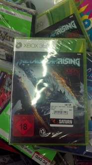 Metal Gear Rising X360 Saturn Bundesweit