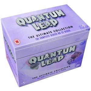 (UK) Quantum Leap - Zurück in die Vergangenheit [27 x DVD] für 36.39€ @ Zavvi