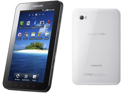 Samsung Galaxy Tab (16GB, 7 Zoll,Android 2.2, WLAN) für 286,99 € bei Amazon