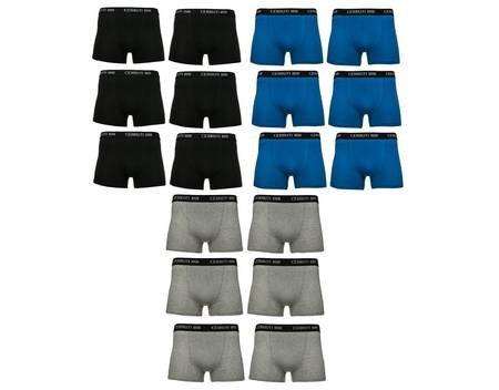 CERRUTI 1881 Boxer Herren Boxershorts 6 Stück 3 Farben für je 19,99€ @ MeinPaket