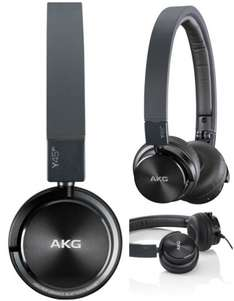 AKG Y 45 BT Bluetooth On-Ear Mini Kopfhörer schwarz @Amazon.es