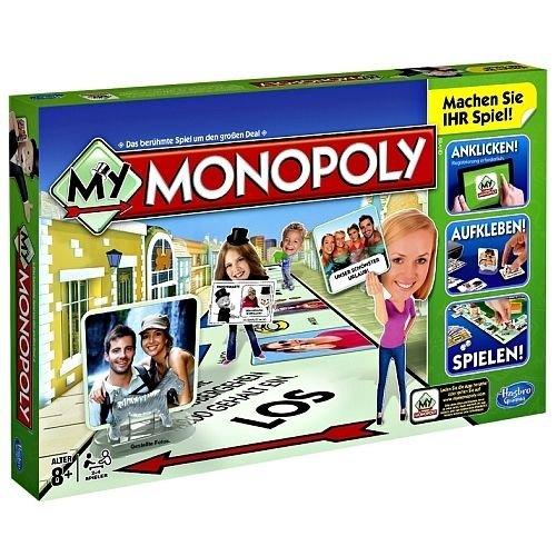 My Monopoly Brettspiel zum Selbstgestalten bei ToysRUs für 17,99€
