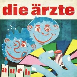 "Audio CD ""die ärzte"" - ""auch"" [lokal Saturn Mülheim a. d. Ruhr]"