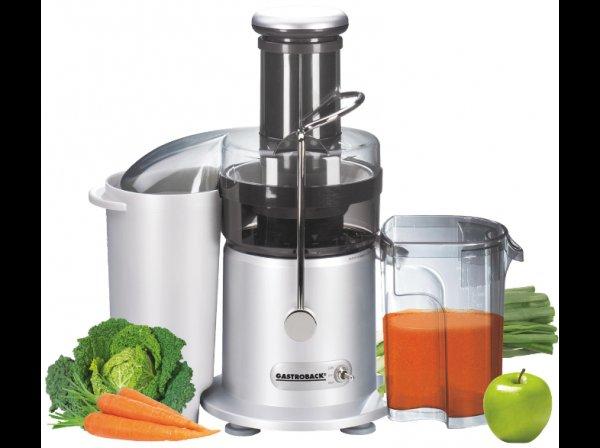 Smart Health Juicer Pro von Gastroback für 129€ auf Saturn.de!