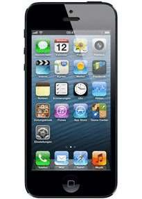 """(Rebuy) Iphone 5, schwarz und weiß, 16 GB, Zustand """"gut"""""""
