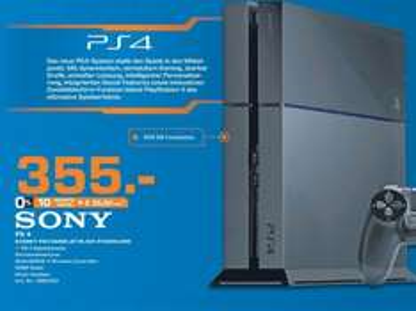 [Pforzheim] PS4 Konsole