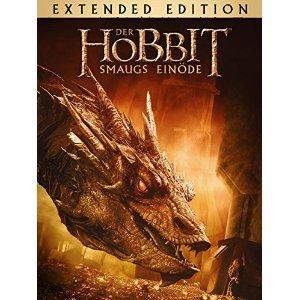 [Amazon.de] Der Hobbit Eine unerwartete Reise + Der Hobbit: Smaugs Einöde (Extended Edition)