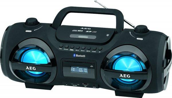 AEG SR 4359 BT Bluetooth Stereoradio (USB) für 80,40 Euro @Amazon.de
