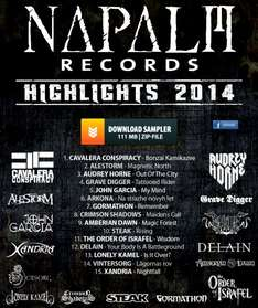 [Gratis MP3-Sampler] Napalm Records Highlights 2014 @Facebook