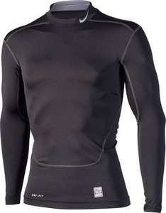 [11teamsports] Nike Pro Combat Core Compression Long Sleeve Mock