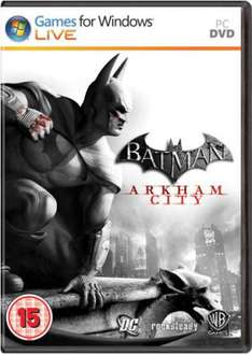 Batman Arkham City für ~27€ (PC) bzw. ~42€ (PS3/Xbox360) (aus UK)