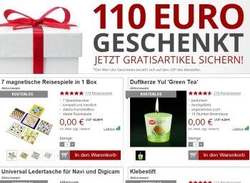 Druckerzubehoer.de: 13 Gratis-Artikel für 5,97 € Versandkosten + 3,25 € Gutschein