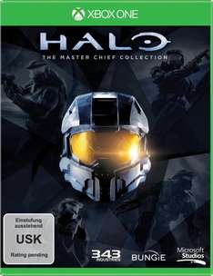 Microsoft Halo: The Master Chief Collection XBOX One USK 16 Action