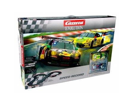 [meinpaket.de] Carrera Evolution - Speed Record Rennbahn